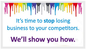 Stop losing business to your competitors - Get your business online today!